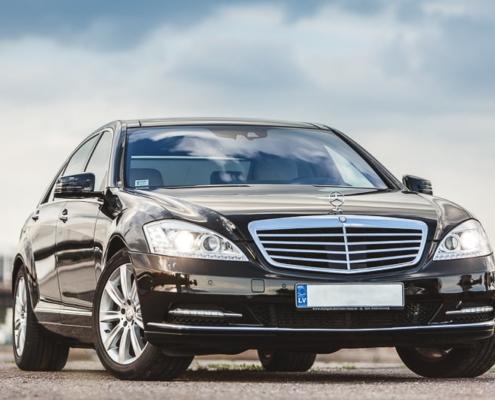 Mercedes - W221 Long