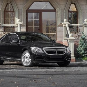 Mercedes-Benz S-class long w222