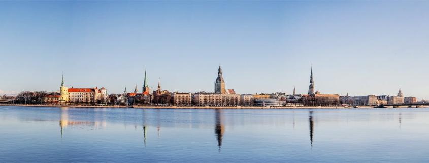 Sights Of Riga