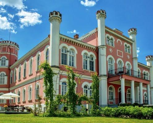 Замок Бирини