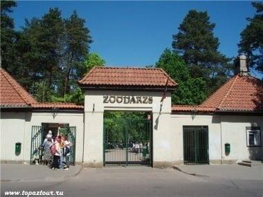 Zoo in Riga