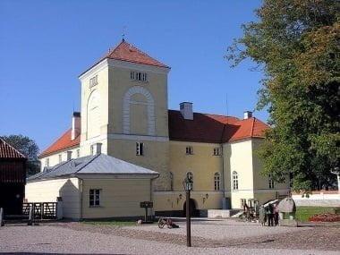 Замок Виндау