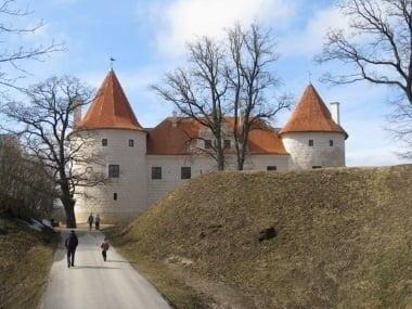 Castle Bauska