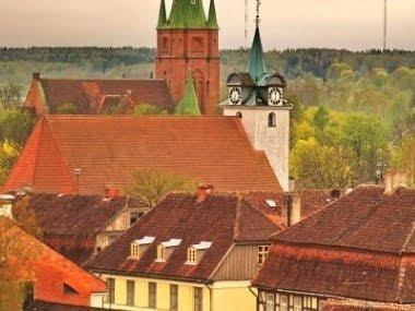 City Kuldiga